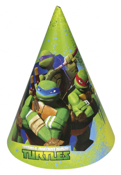 Teenage Mutant Ninja Turtles Partyhatt