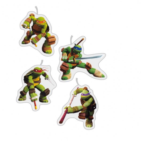 Teenage Mutant Ninja Turtles Tårtljus
