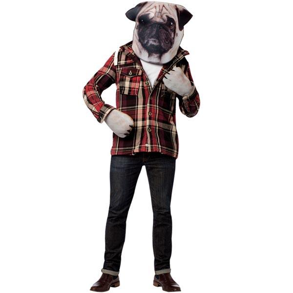 Mopshund Maskeraddräkt