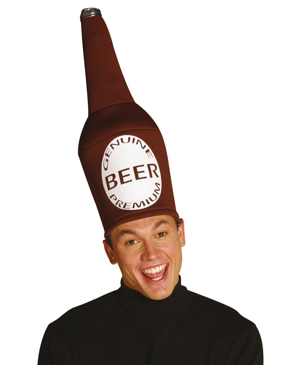 Ölflaska Hatt
