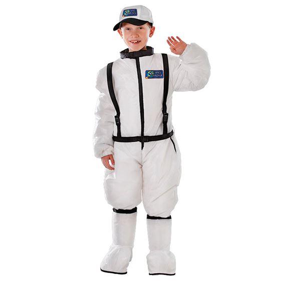 Astronaut Barn Maskeraddräkt (Medium)