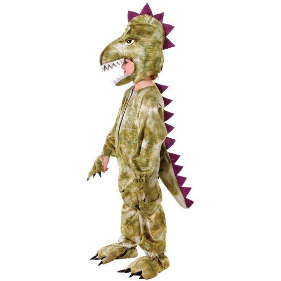 Dinosaurie Barn Maskeraddräkt (Medium)