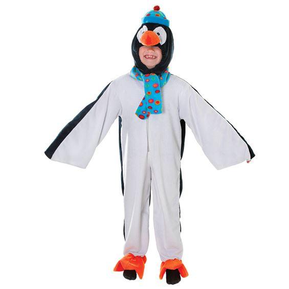 Frysande Pingvin Barn Maskeraddräkt