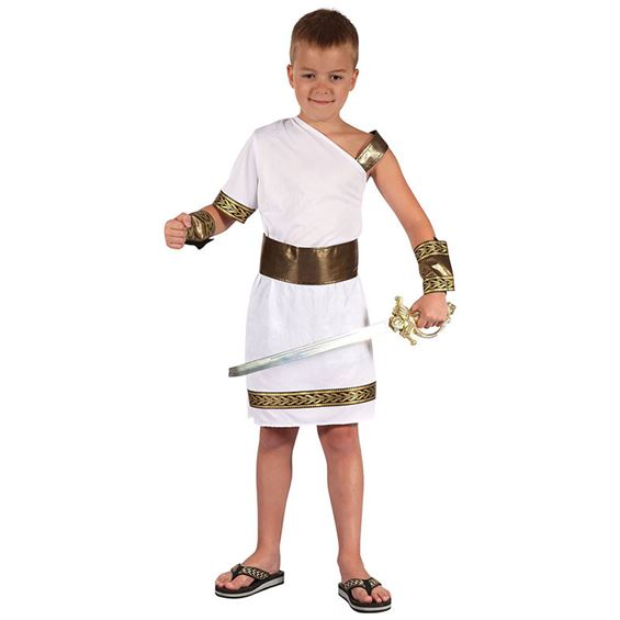 Gladiator Barn Maskeraddräkt (Small)