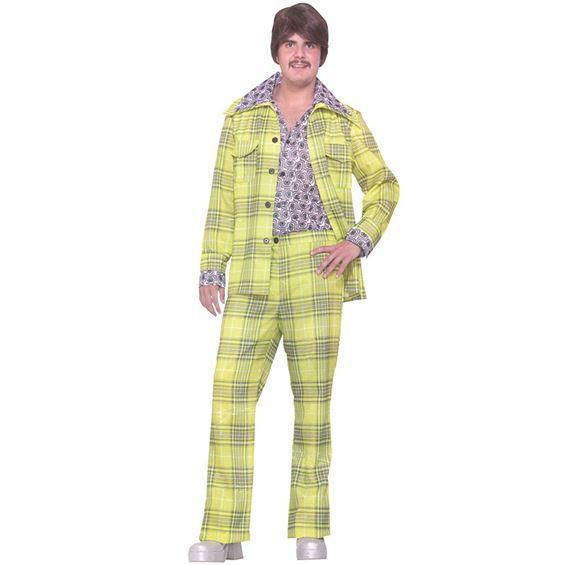 Leisure Suit Disco Maskeraddräkt