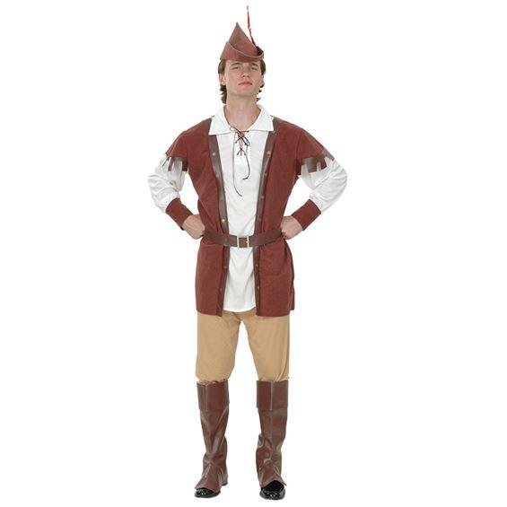 Robin Hood Deluxe Maskeraddräkt