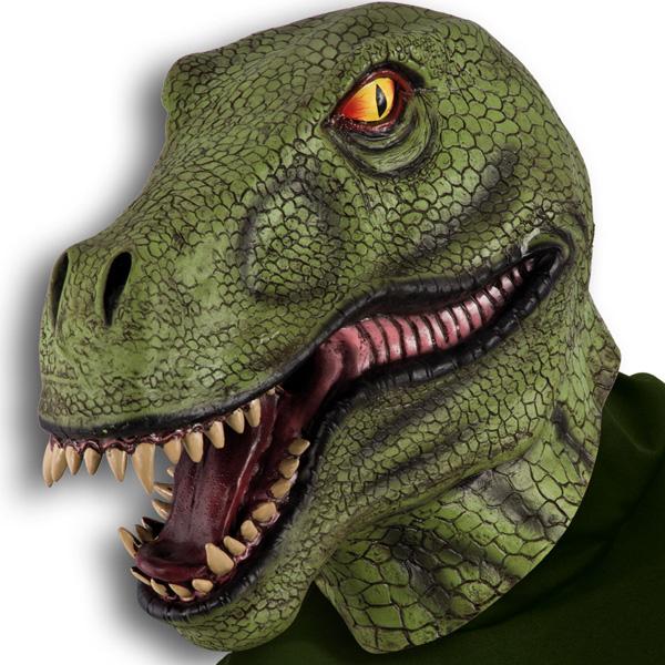 Dinosaurie - Dinosaurie Latexmask