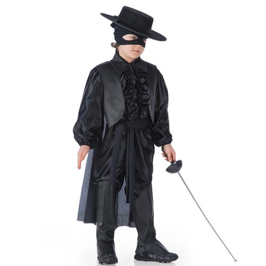 Elegant Zorrodräkt Barn