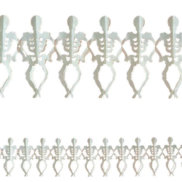Girlang Skelett