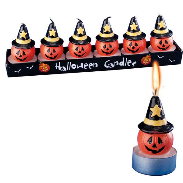 Halloween Pumpa Ljus