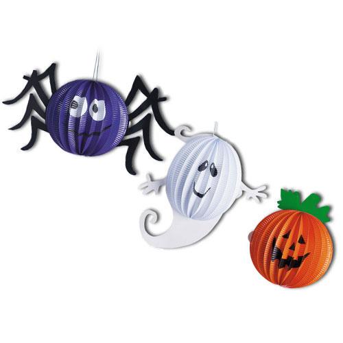 Hängande Halloween Dekorationer (Spöke)