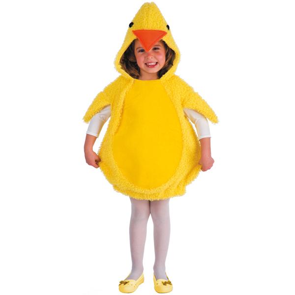 Kyckling Barn Maskeraddräkt