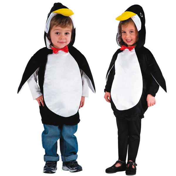 Pingvin Barn Maskeraddräkt