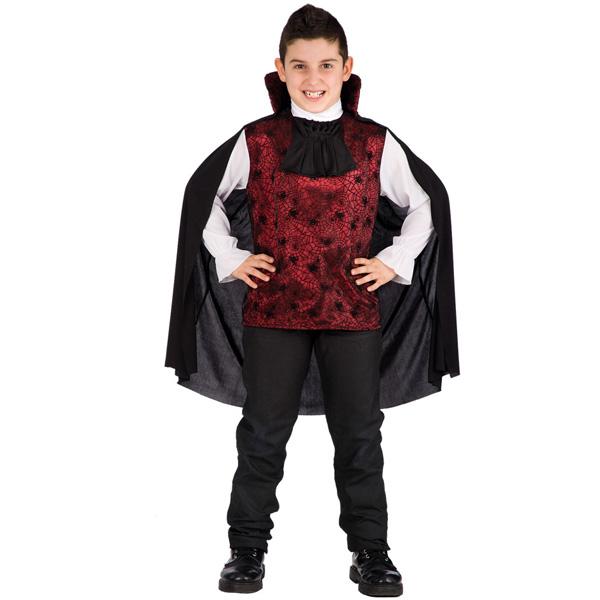 Vampyr Barn Maskeraddräkt