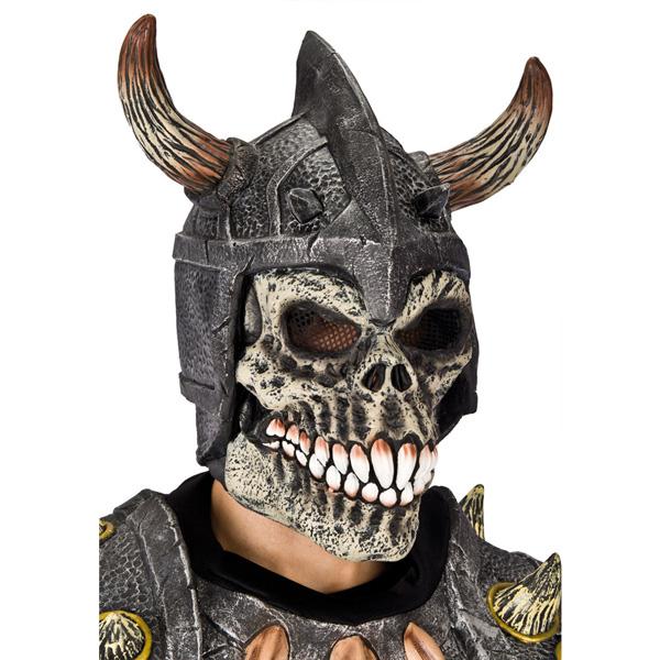 Viking Dödskallemask i Latex