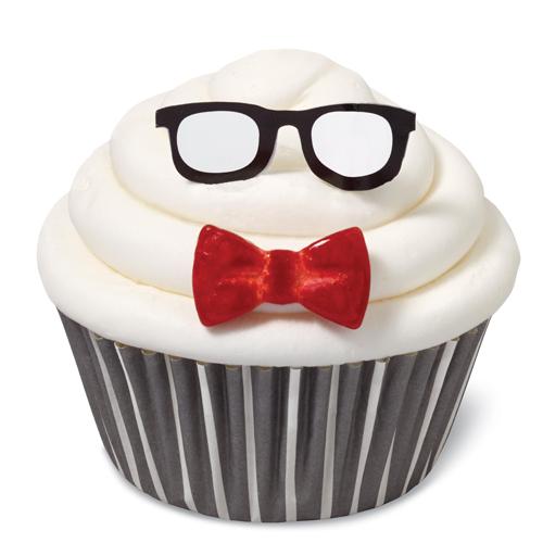 Muffins Kit med Glasögon