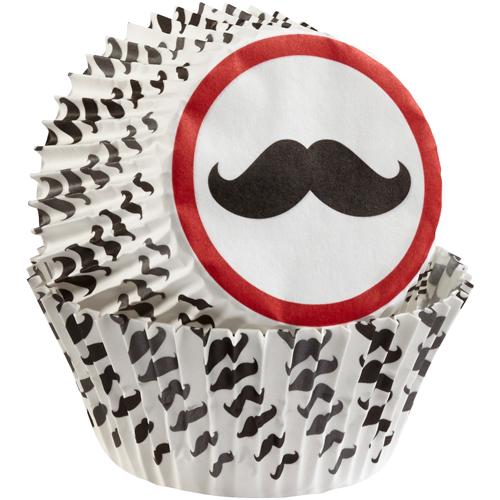 Muffins Kit med Mustasch