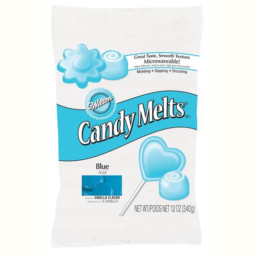 Wilton Candy Melts Blå