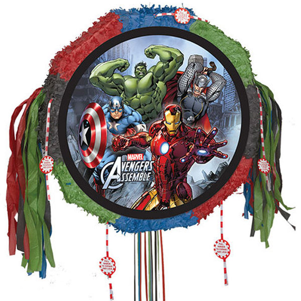 Pinata Avengers Assemble Pull