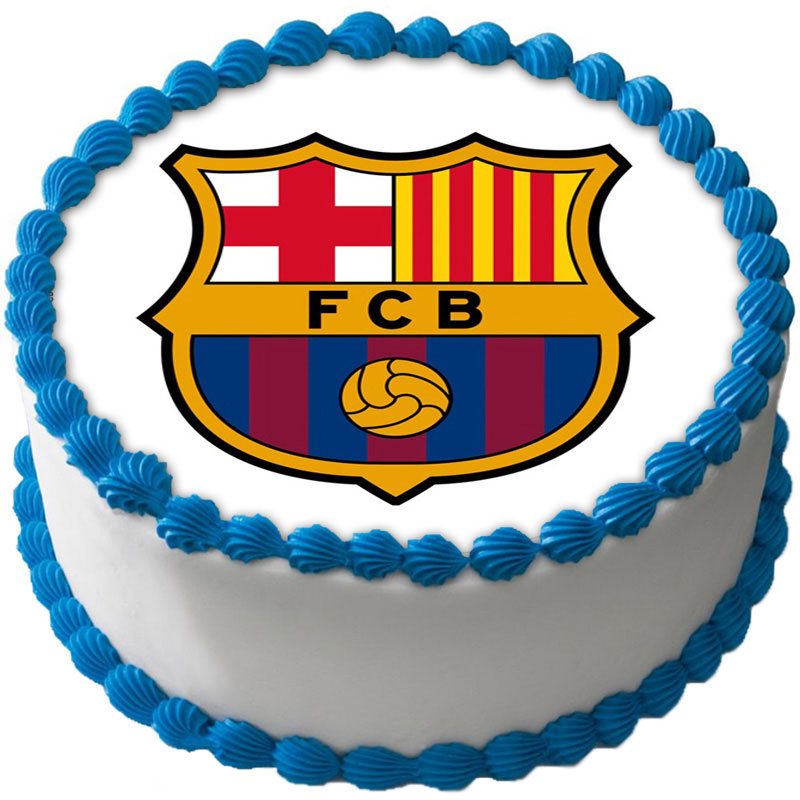 F.C. Barcelona Tårtoblat