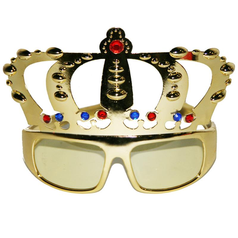 Glasögon med Kungakrona