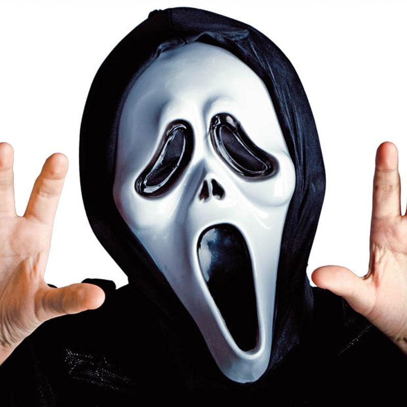 Klassisk Scream Mask