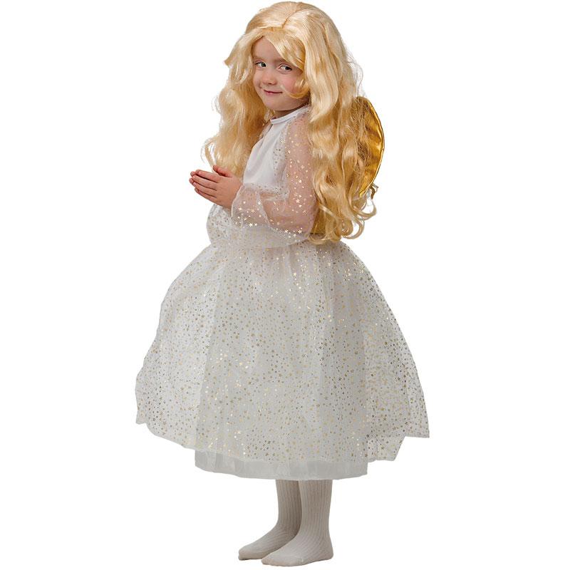 Ängel Barn Maskeraddräkt (Small)