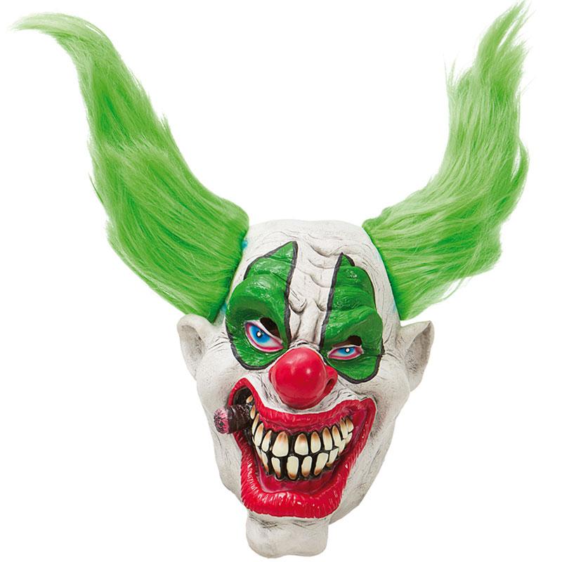 Cigarr Clown Mask
