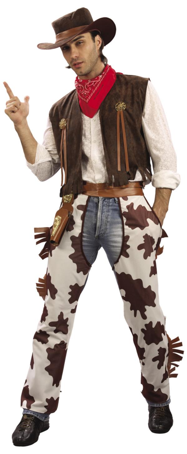 Cowboy Kostym Maskeraddräkt Budget