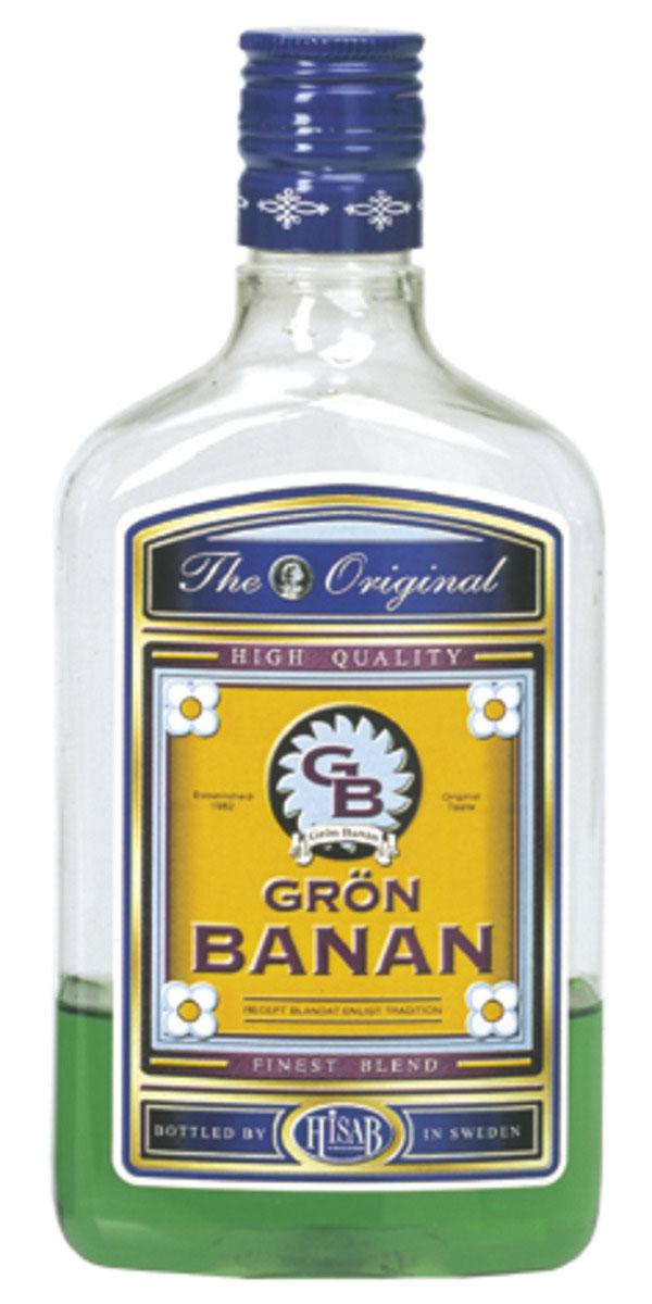Grön Bananextrakt