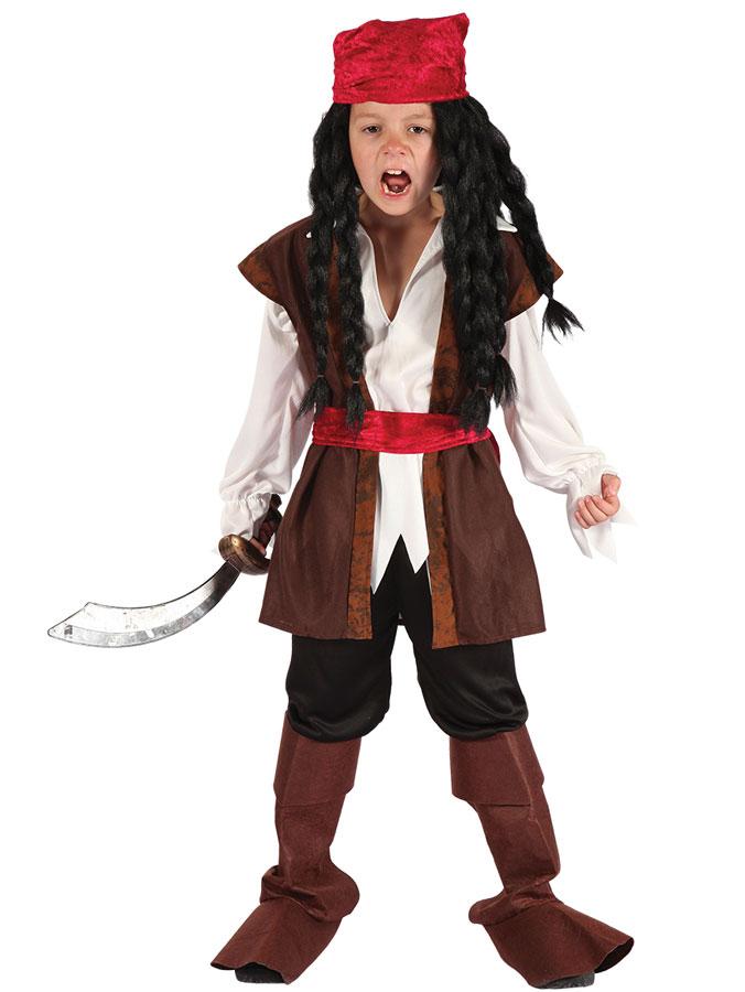 klä ut sig till pirat