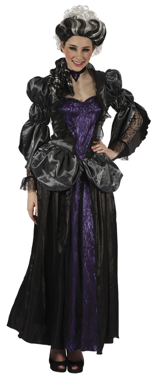 Kvinnlig Vampyra Maskeraddräkt