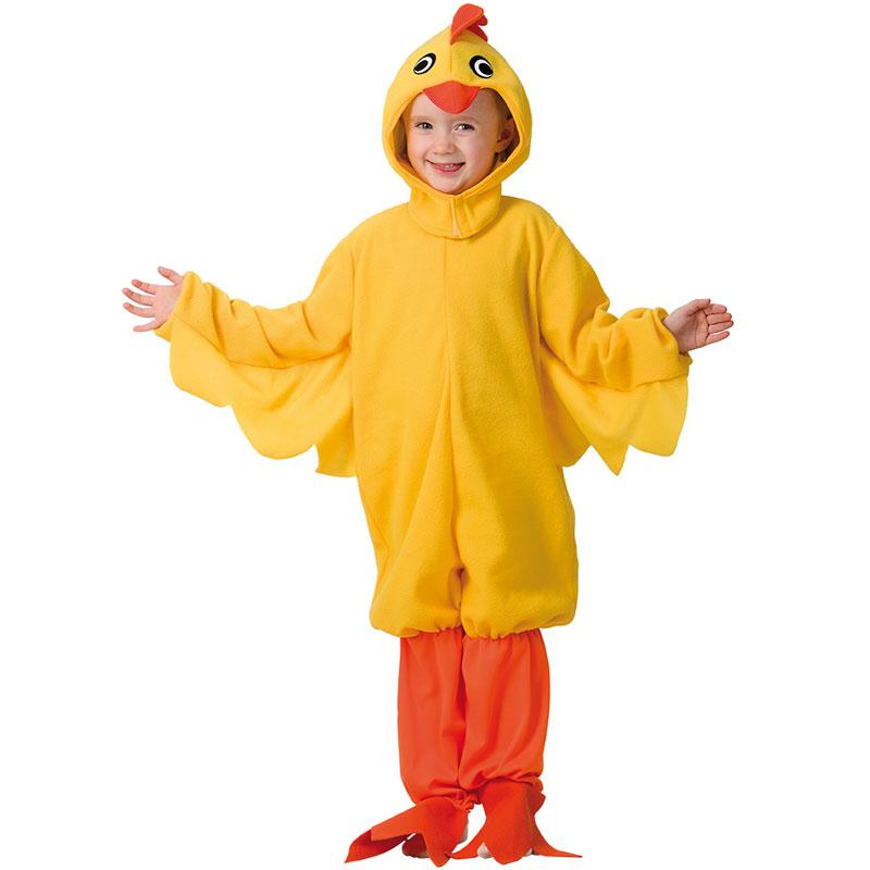 Kycklingdräkt Barn (Small (2-4 år))