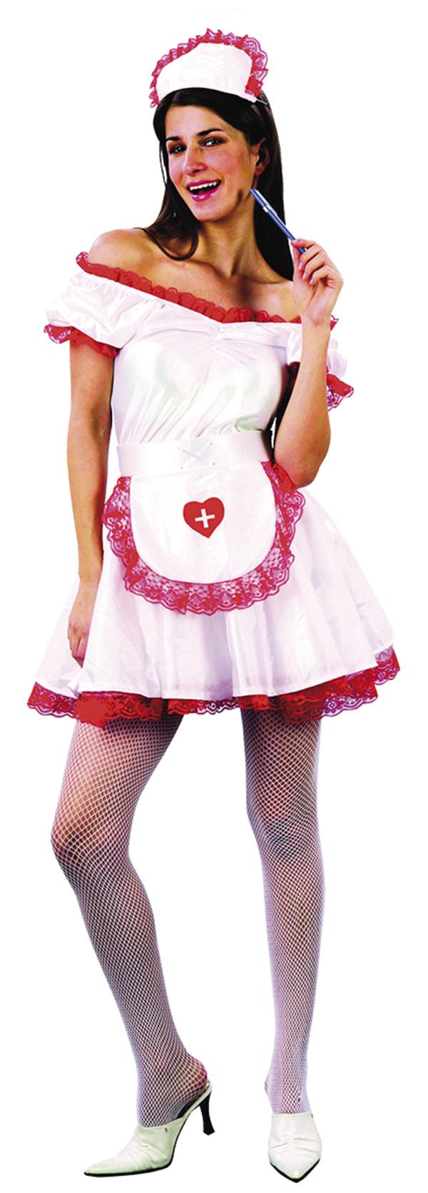 Sjuksköterska Maskeraddräkt Budget