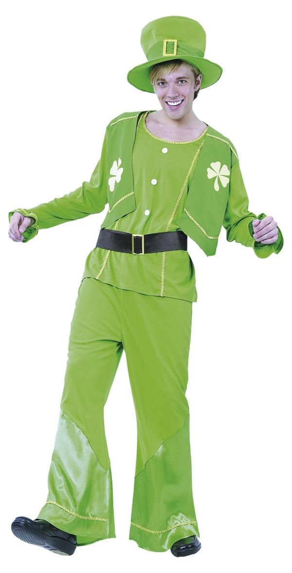St. Patricks Maskeraddräkt