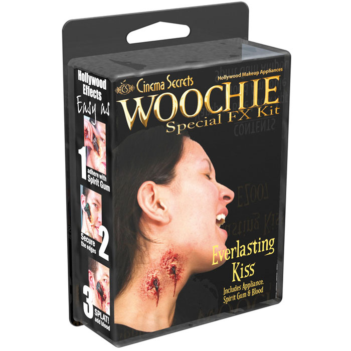 Woochie Fake Sår Everlasting Kiss Fx-Kit