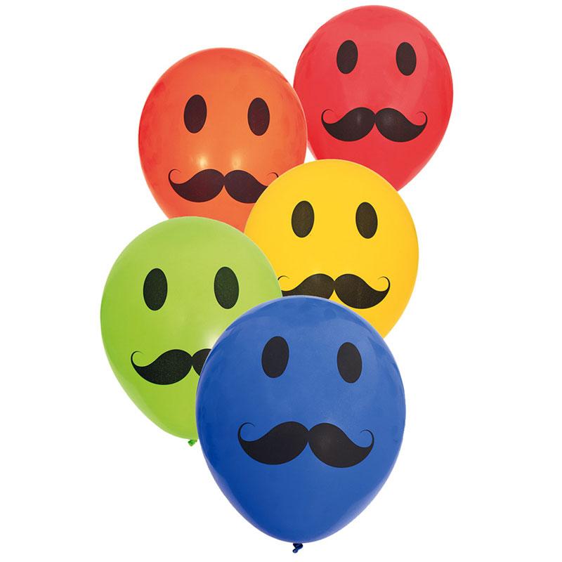 Ballonger Mustasch