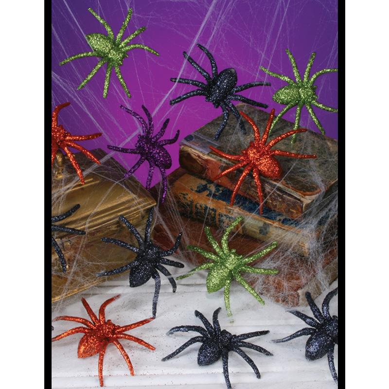 Glitter Spindlar