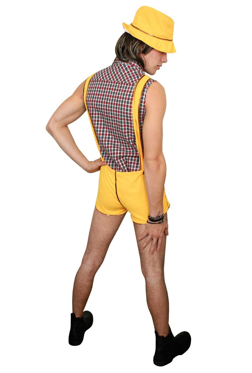 Gunther Shorts med Hatt