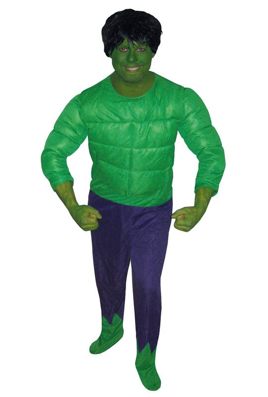 Ilsken Hulken Maskeraddräkt Budget