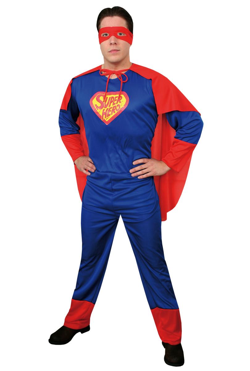 Superman Maskeraddräkt Budget thumbnail