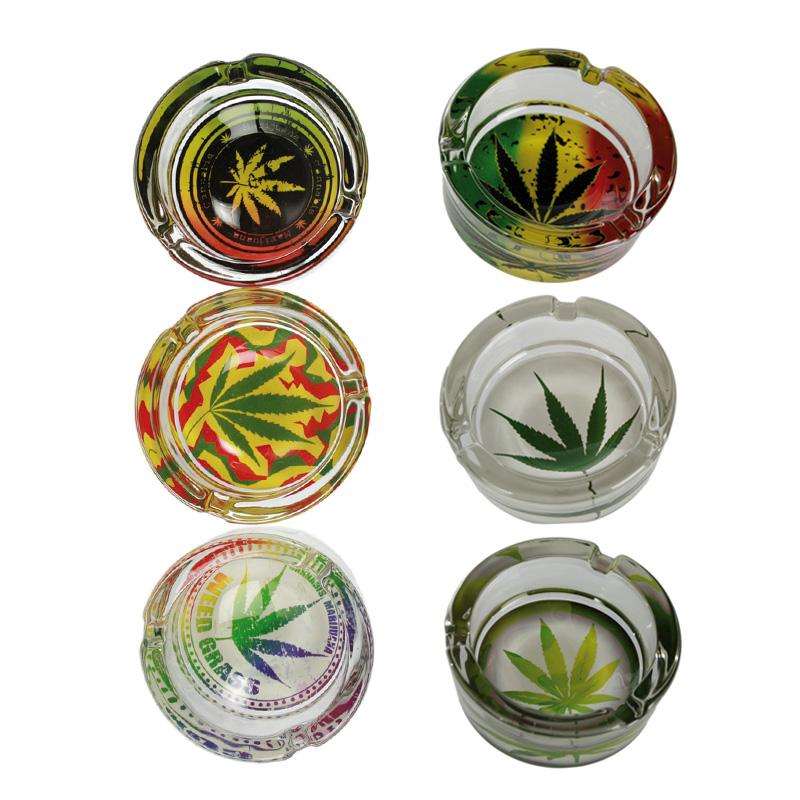 Cannabis Askfat i Glas