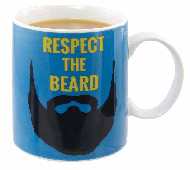 RESPECT THE BEARD Mugg