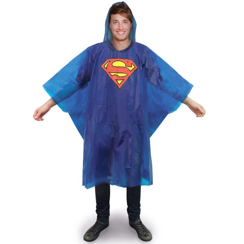 Superman Poncho thumbnail