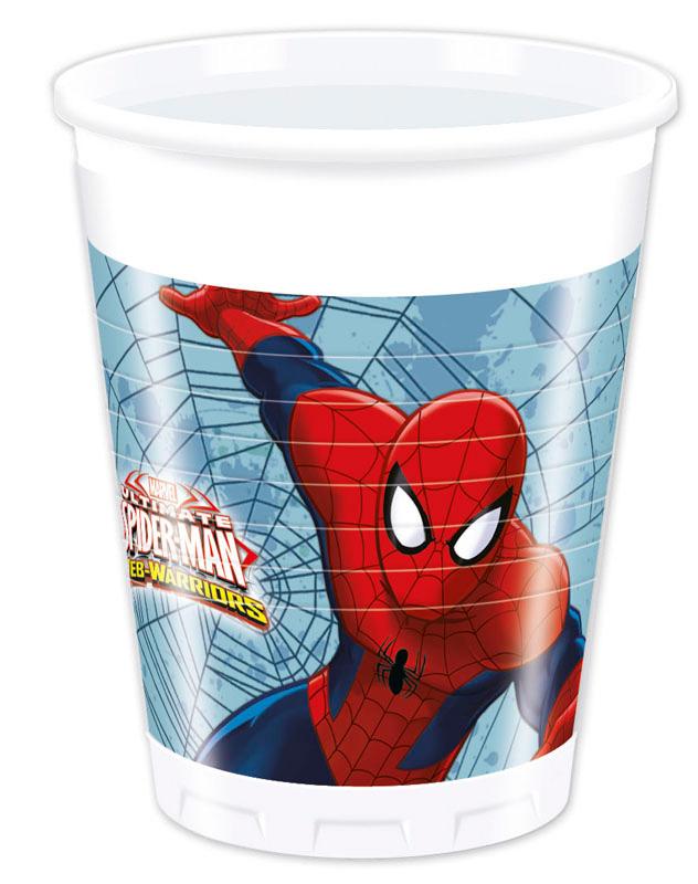 Ultimate Spider-Man Web Warriors Muggar