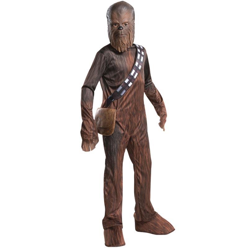 Chewbacca Maskeraddräkt Barn (Small)