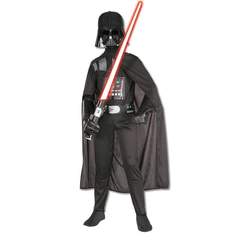 Darth Vader Dräkt Barn (Small) thumbnail