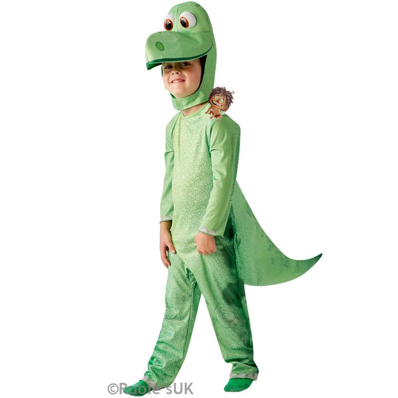 Den Gode Dinosaurien Arlo Maskeraddräkt Barn (Small)