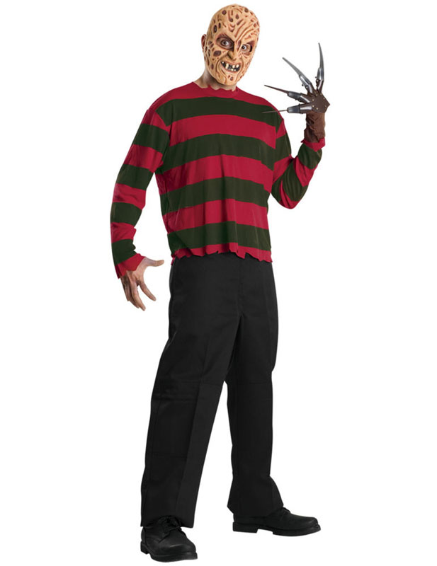 Freddy Krueger Maskeraddräkt (Standard)