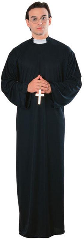 Präst Maskeraddräkt